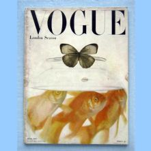 Vogue Magazine - 1947 - June